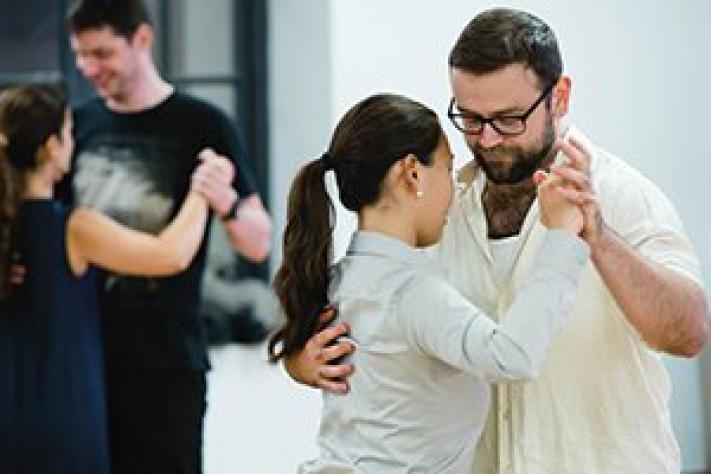 Набор в группы аргентинского танго (все уровни). Открытые уроки и бесплатные первые уроки