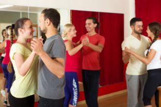 Первый урок аргентинского танго - бесплатно!*