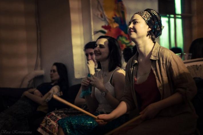 Семинары по аргентинскому фольклору для начинающих с Марией Морено в клубе