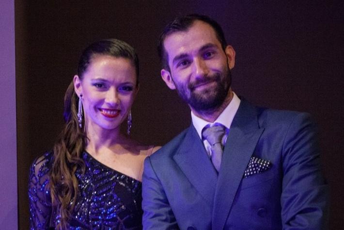 Бесплатный первый урок аргентинского танго для начинающих! Школа танцев «Ла Милонга», м.Павелецкая