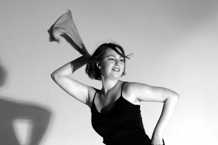 Танцевальный интенсив с Марией Морено!