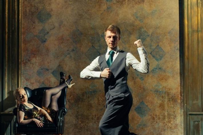 Мужики танцуют! Семинары по мужской технике от Родиона Храмутичева каждую среду в 20:30 в клубе Ла Милонга!