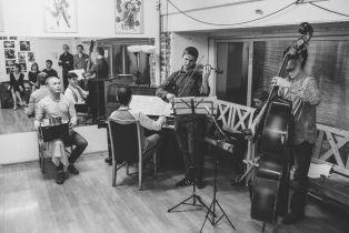 Фотосессия: Уроки с оркестром Tango En Vivo (30 января 2016 г.) Фотограф: Юлия Мельник
