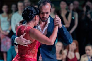 Фотосессия: Гран-милонга Фестиваля аргентинского танго Ночи Милонгеро-2016 (19 августа 2016) Фотограф: Ольга Архипова