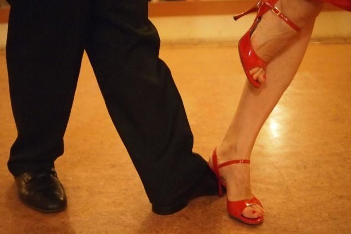 Открытый урок по танго-нуэво от Максима Гончаренко и Анны Кушиной! Продолжающий уровень!