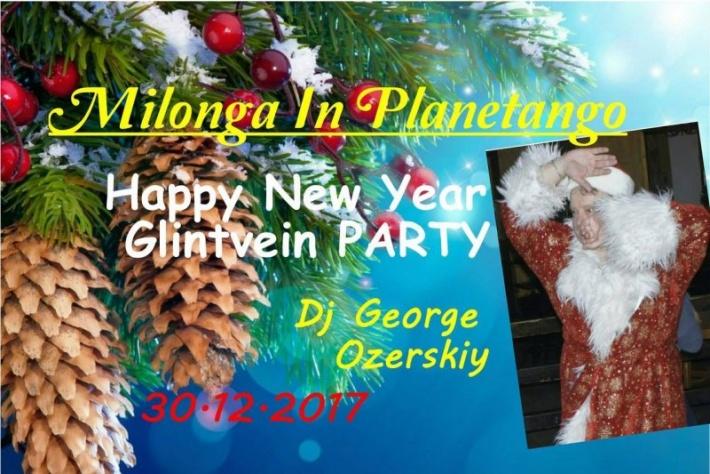 Happy New Year Glintvein PARTY!