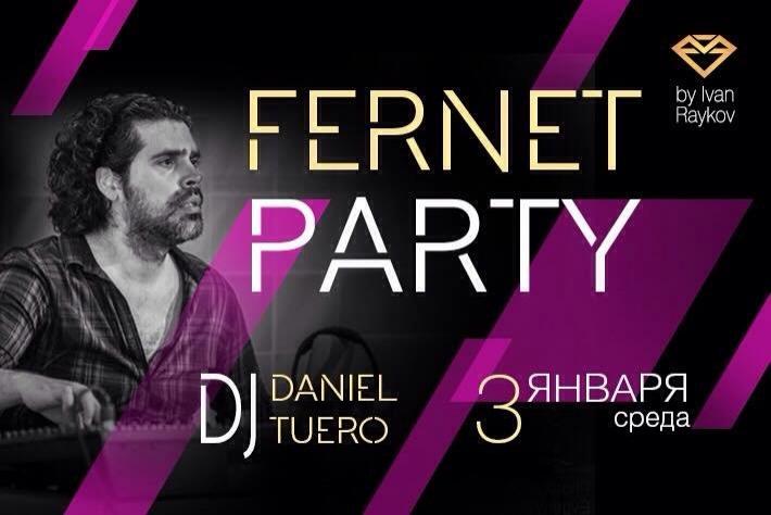Milonga FERNET party! DJ - Daniel Tuero!