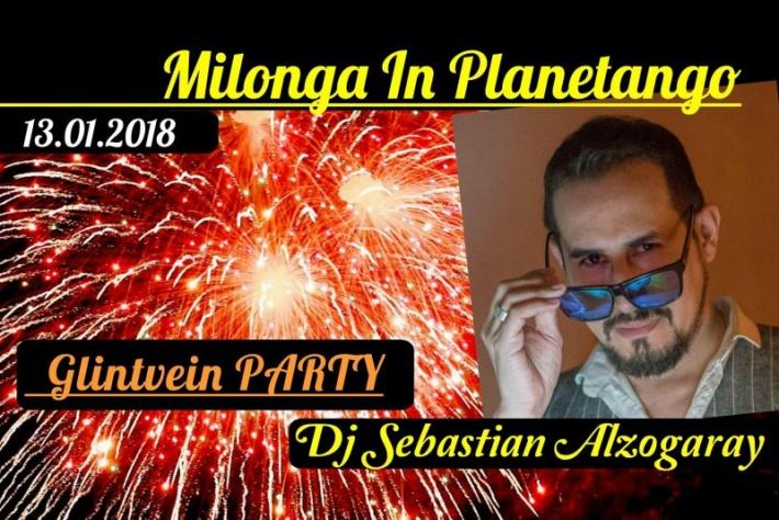 Старый Новый год в Планетанго! Глинтвейн-пати, DJ Себастьян Альзогарай!