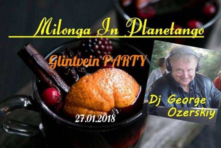 Glintwein-Party в Планетанго! DJ - Жорж Озерский!