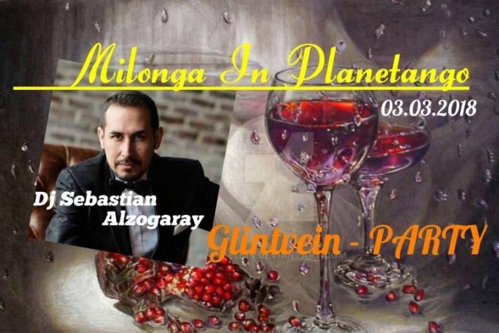 Милонга Glintwein-Party! Dj - Себастьян Альзогарай!
