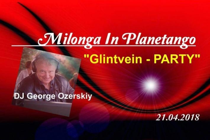 Милонга Glintwein-Party! Dj - Жорж Озерский!