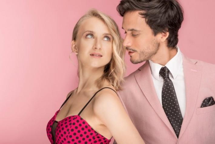 Открытый урок танго для продолжающих от Хуан Мануэля и Лизы Росалес!