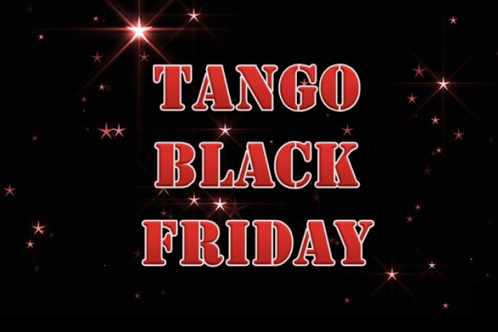 TANGO BLACK FRIDAY в Тангоцентре!