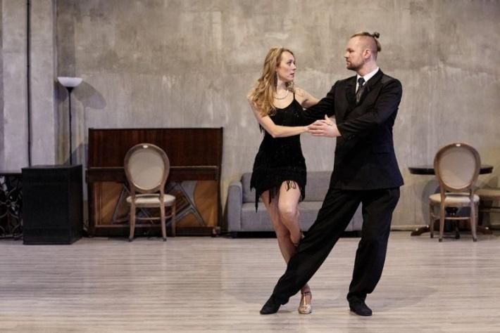 Бесплатный первый урок аргентинского танго для начинающих! М.Бауманская/Красносельская