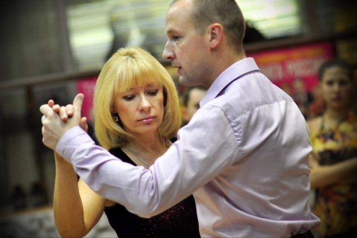 Новогодний танго-интенсив для начинающих! м.Бауманская, м.Красносельская!