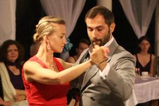 Бонус-урок танго для продолжающих от Ялчина Угура и Веры Гоголевой!