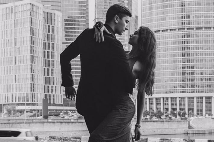 Танго в большом городе! Пробный урок для начинающих с Дмитрием Мокеевым и Екатериной Малько!