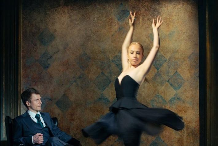 Мой стиль танго – танец моей души. Мастер-класс с Екатериной Коптеловой 12 октября в 15:00 в Планетанго
